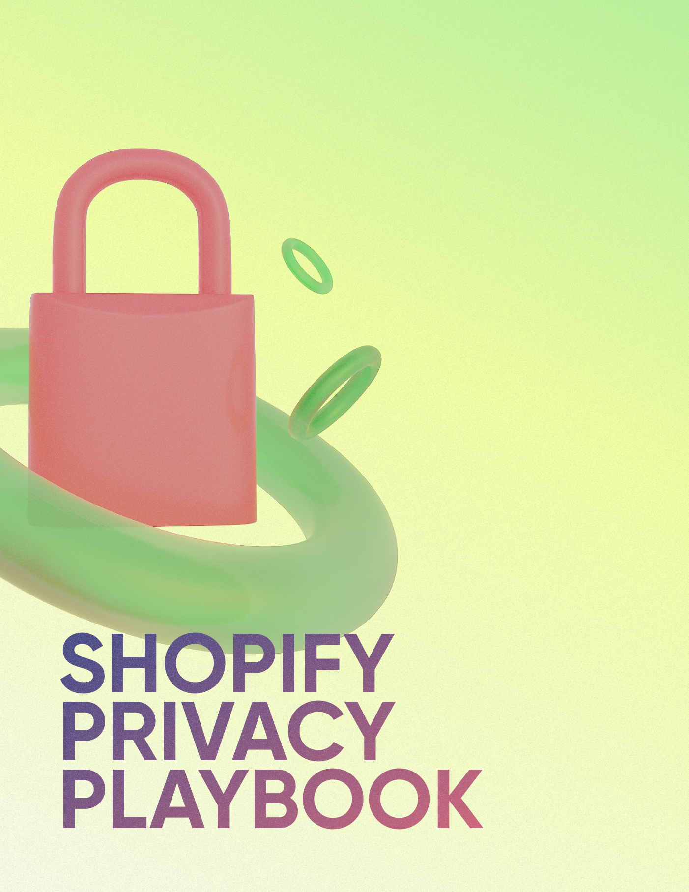 The Shopify Privacy Playbook by Enzuzo
